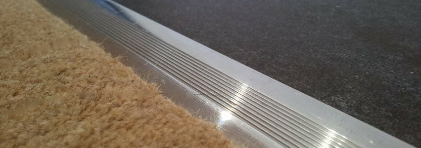 At lancashire carpets we pride ourselves on the high quality carpet trim finish of very job we do.